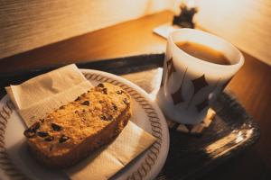 コーヒーとチョコチップ