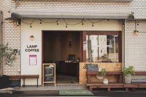 LAMPCOFFEの外観